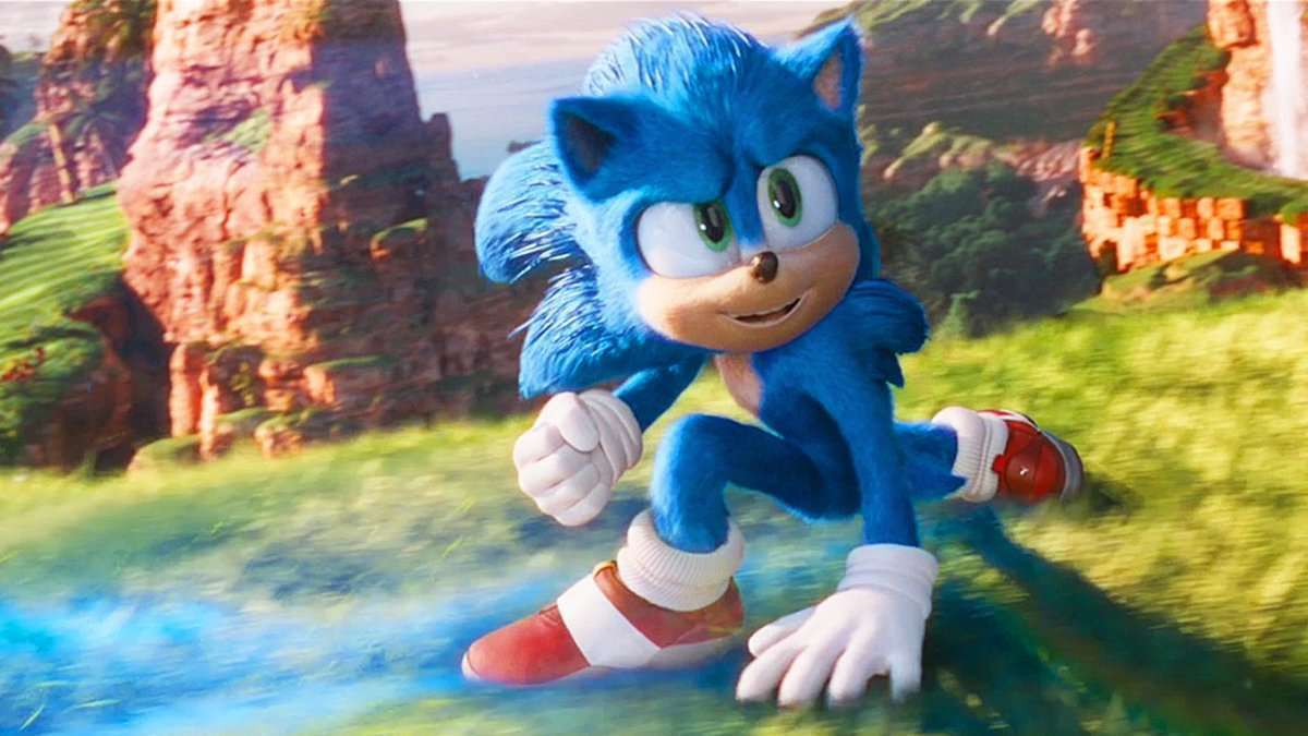 Sonic The Hedgehog Is Struggling At The Chinese Box Office But So Is Every Movie Game Thought Com