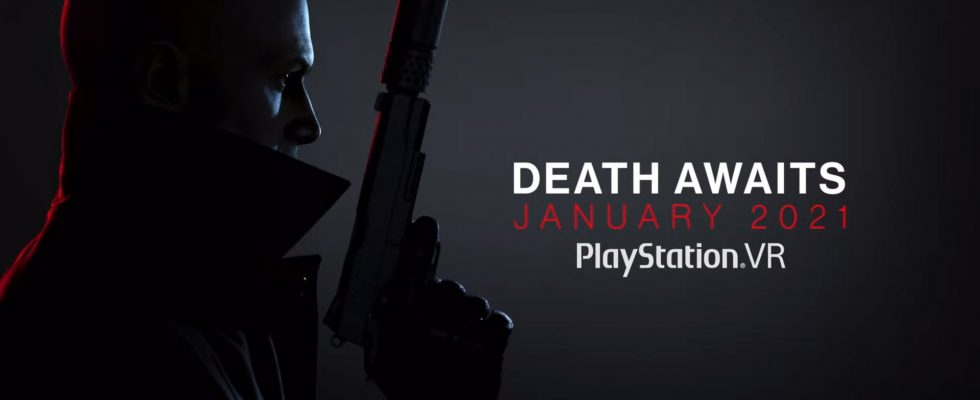 Hitman 3 Announced with PSVR Support on PS4 & PS5   Game-Thought.com