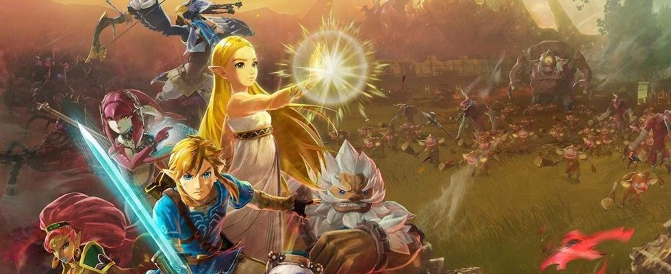 Hyrule Warriors Age Of Calamity Preorder Details Amiibo Rereleases Launch Date And More Game Thought Com