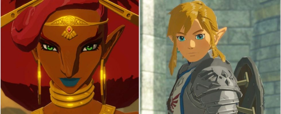 Every Playable Character In Hyrule Warriors Age Of Calamity Ranked Game Thought Com