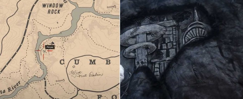 Red Dead Redemption 2: Where To Find Every Rock Carving ...